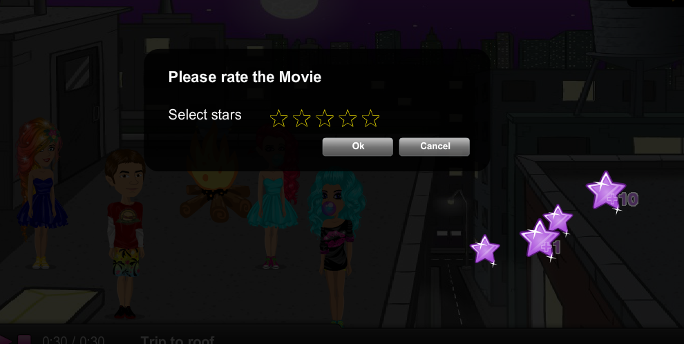 movie star planet rate movies